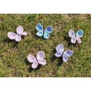 Sada motýlků